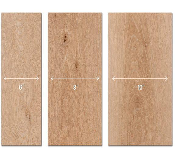width wood